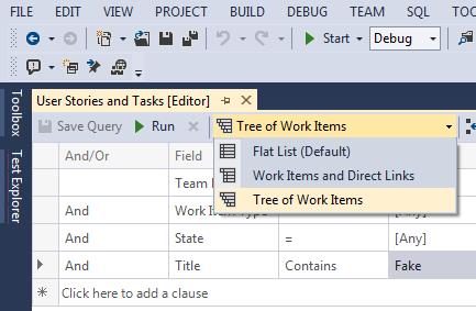 Adding Tasks to a User Story in Bulk with Excel 2