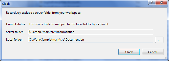 Cloaking Folders And Files 2