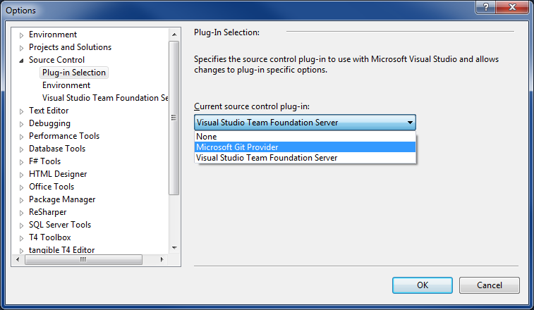 Configuring VS 2012 To Work With GitHub 6